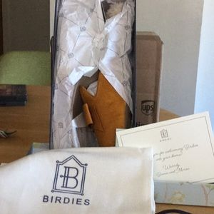 birdies Shoes - Brand new slippers